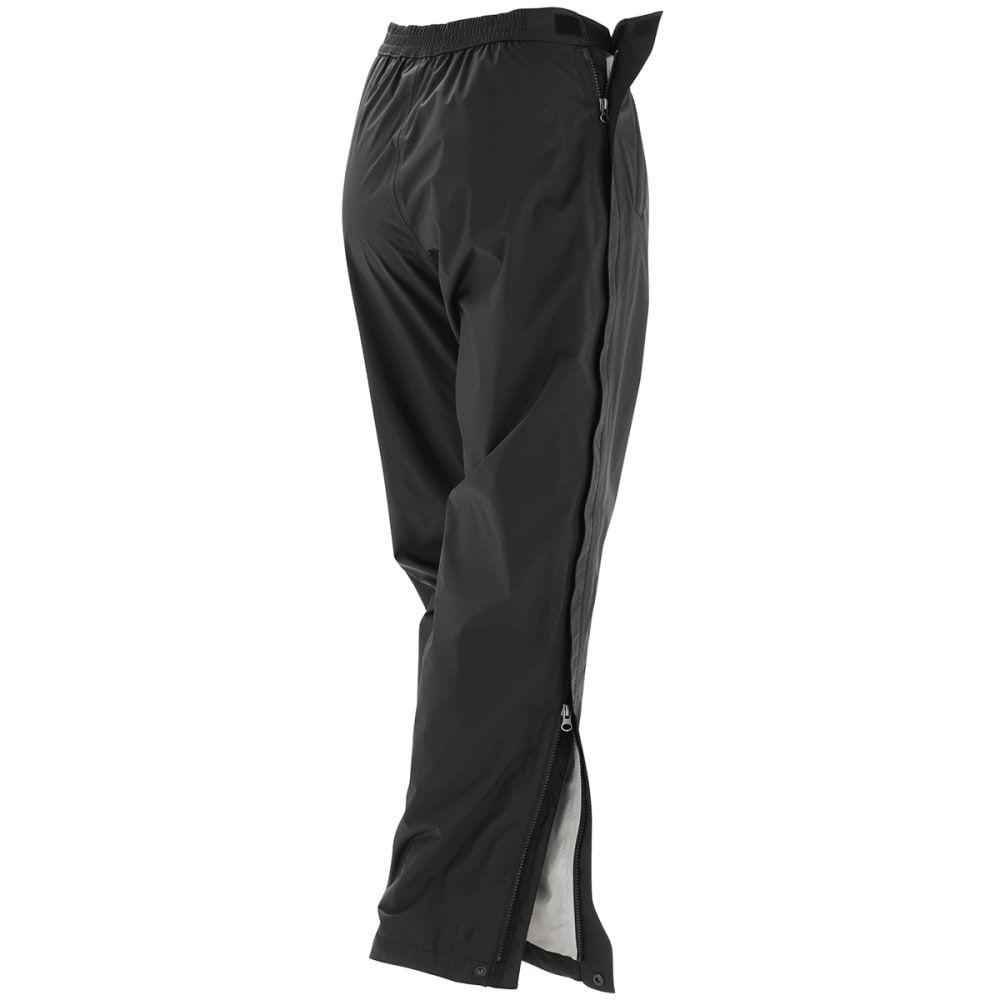 MARMOT Women's PreCip Full-Zip Pants - BLACK