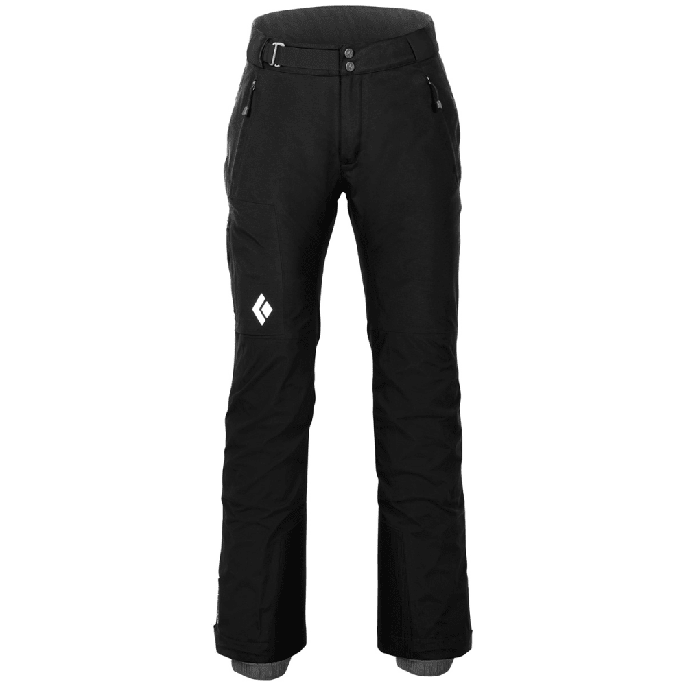 BLACK DIAMOND Women's Front Point Pants - BLACK