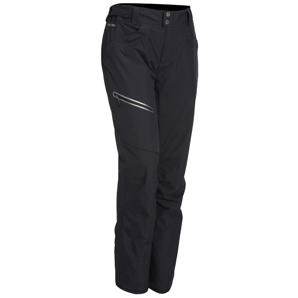 EMS® Women's Freescape Shell Pants  - JET BLACK