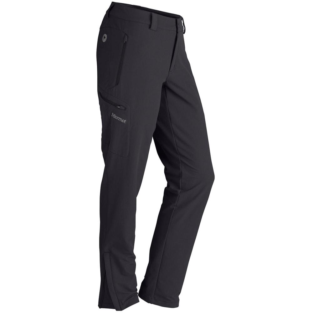 MARMOT Women's Scree Pants - 001-BLACK