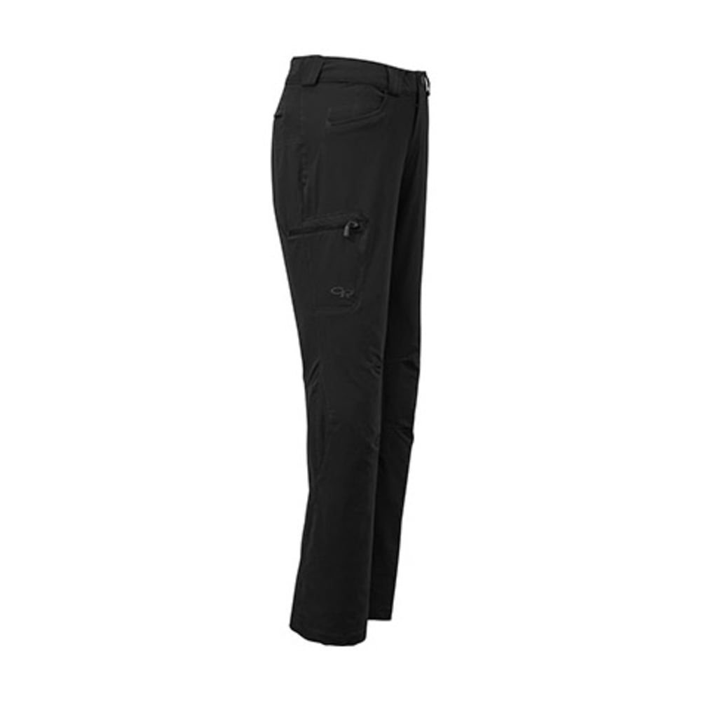 OUTDOOR RESEARCH Women's Voodoo Pants - BLACK
