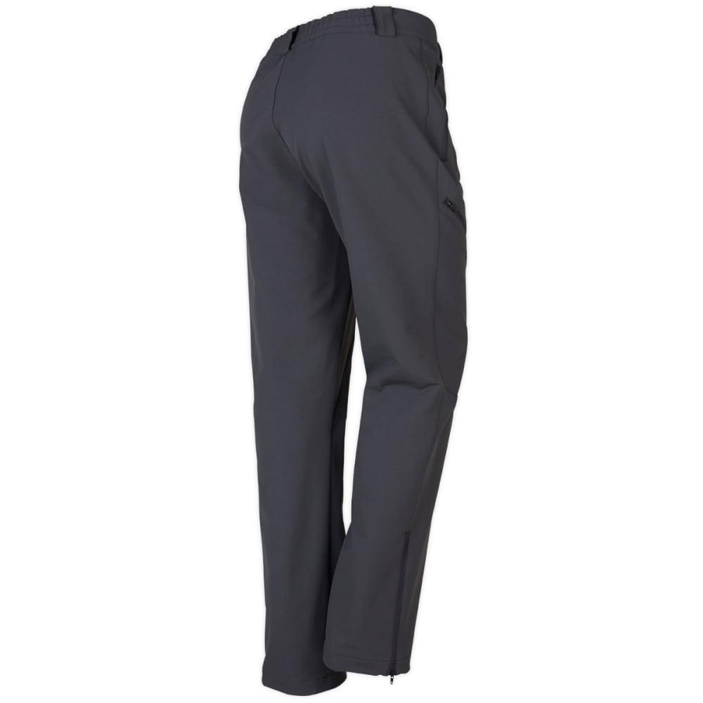 EMS Women's Pinnacle Soft Shell Pants - EBONY