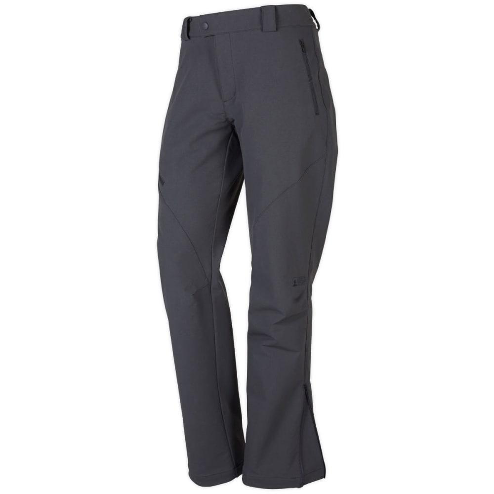 EMS® Women's Pinnacle Soft Shell Pants - EBONY