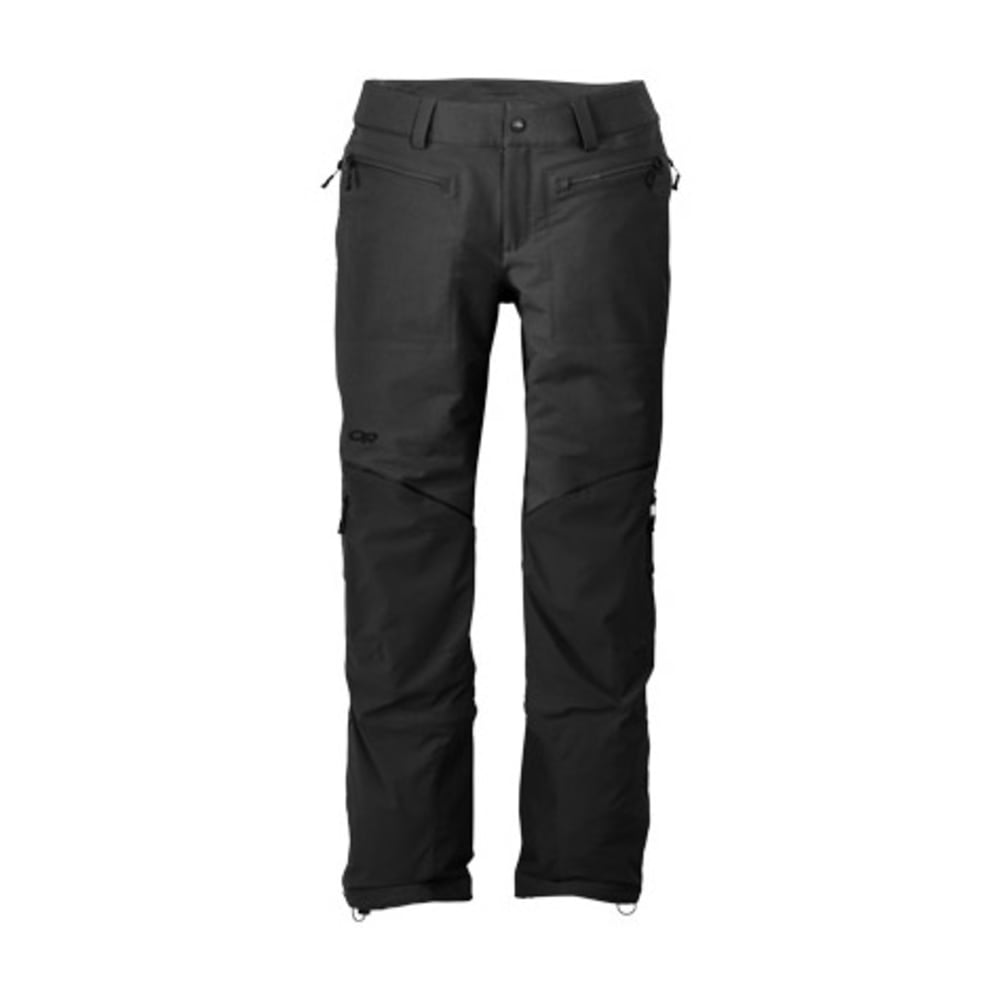 OUTDOOR RESEARCH Women's Trailbreaker Pants - BLACK