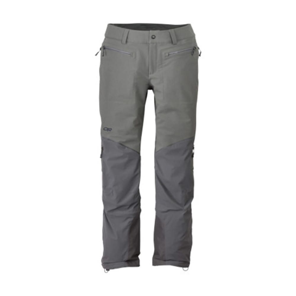 OUTDOOR RESEARCH Women's Trailbreaker Pants - PEWTER