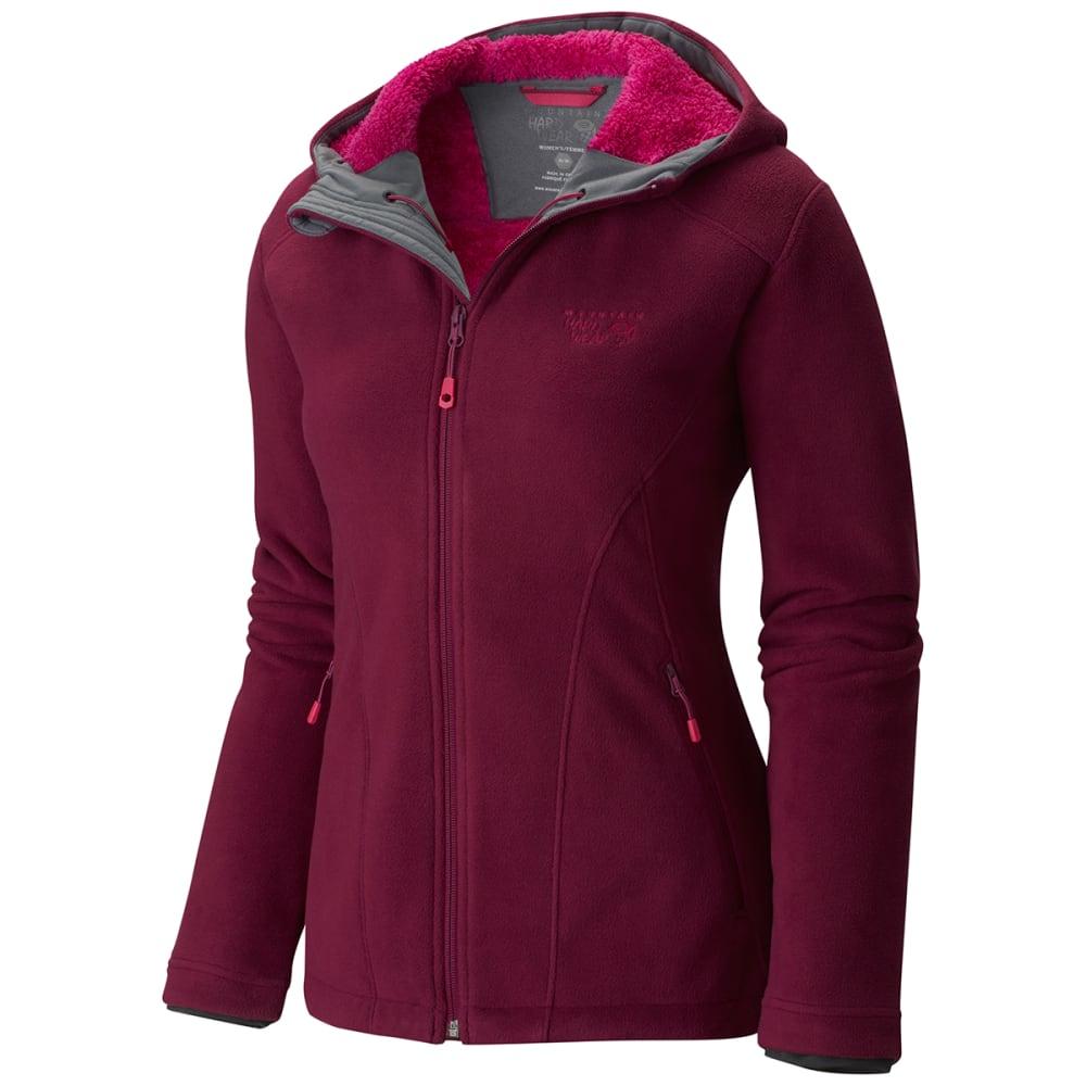 Fleece coat for women