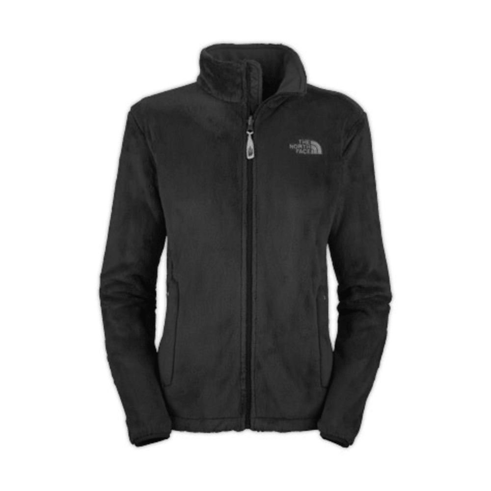 THE NORTH FACE Women's Osito Jacket - TNF BLACK