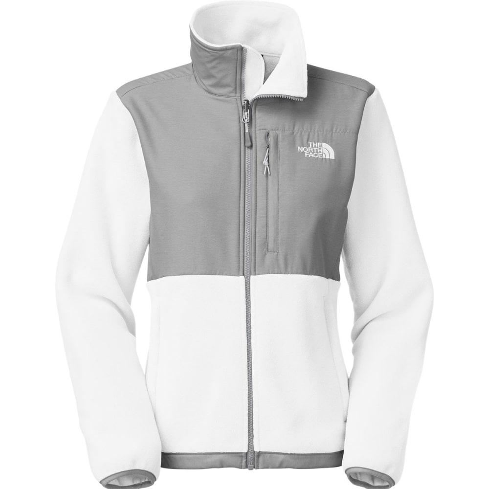 THE NORTH FACE Women's Denali Jacket - WHITE/GREY