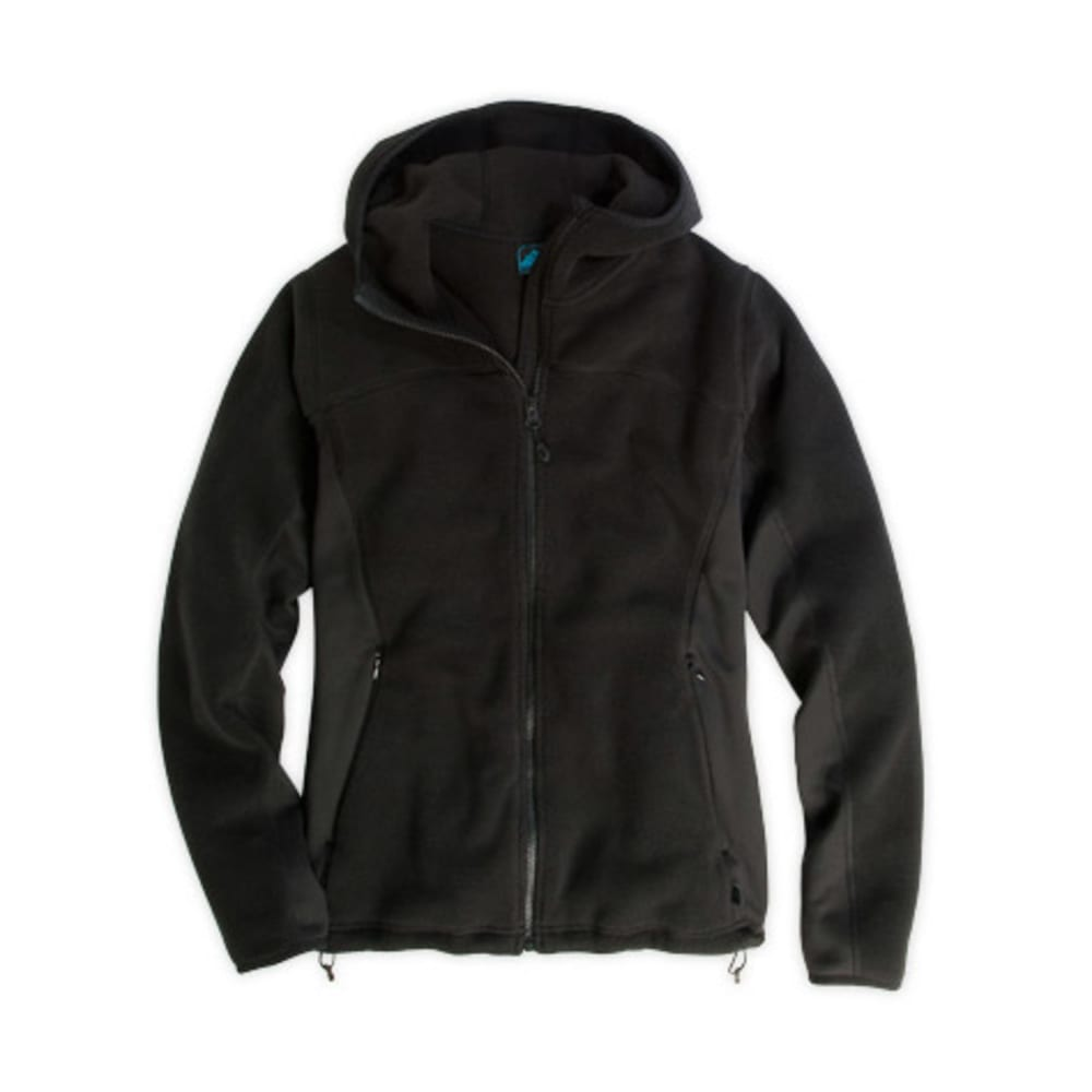 EMS® Women's Hyland Fleece Hoodie - BLACK/BLACK