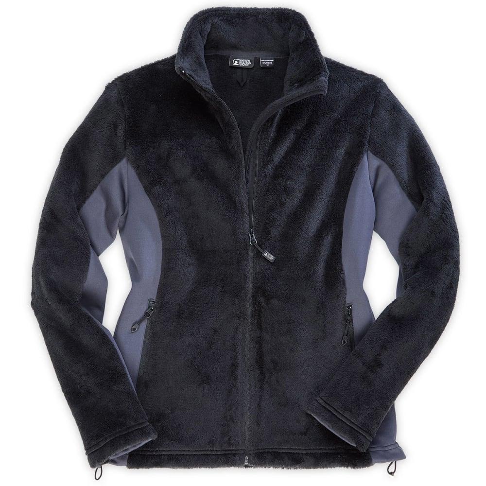 EMS® Women's High-Loft Fleece Jacket - JET BLACK