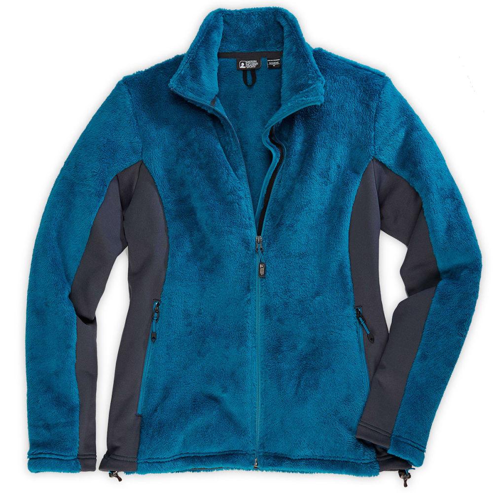 EMS® Women's High-Loft Fleece Jacket - PEACOCK