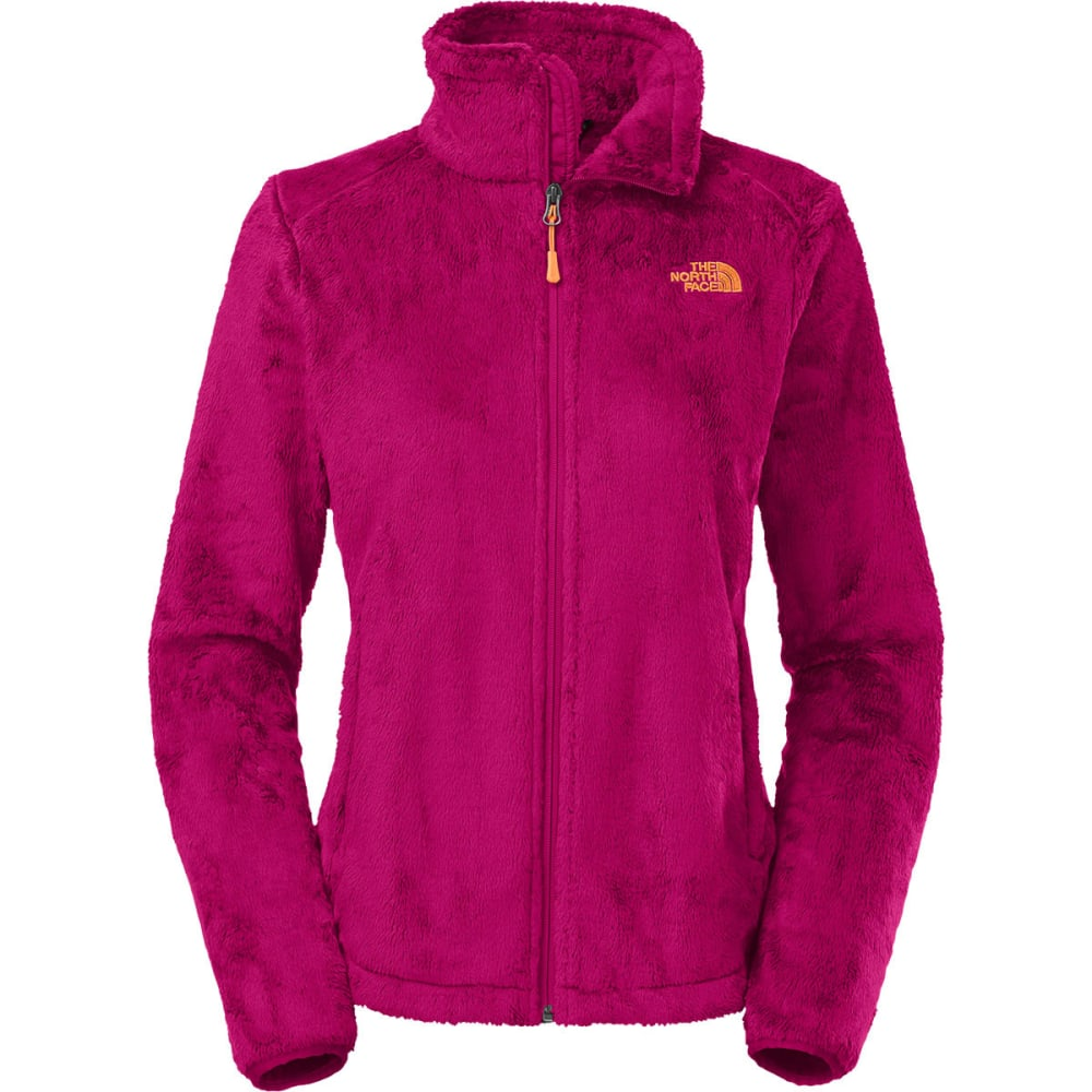 THE NORTH FACE Women's Osito 2 Jacket - DRAMATIC PURPLE