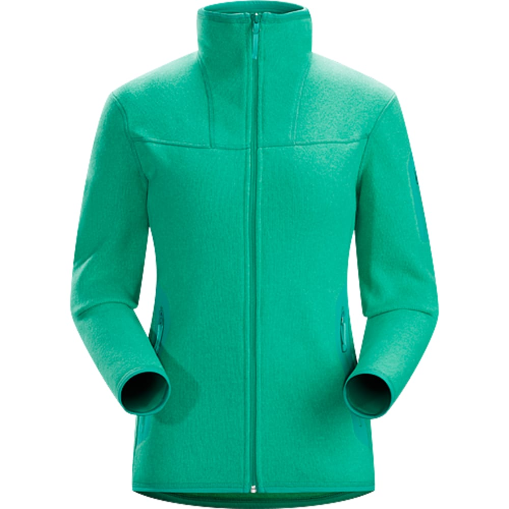 ARC'TERYX Women's Covert Hoodie - GREEN