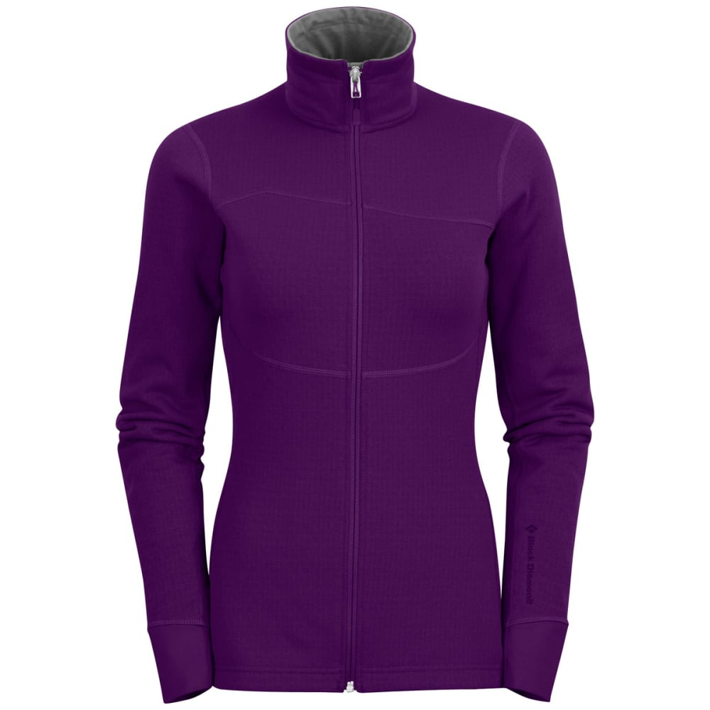 BLACK DIAMOND Women's CoEfficient Jacket - GRAPE