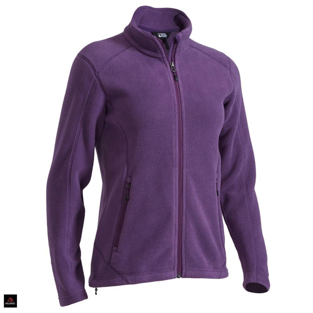 EMS® Women's Classic 200 Fleece Jacket - WINEBERRY