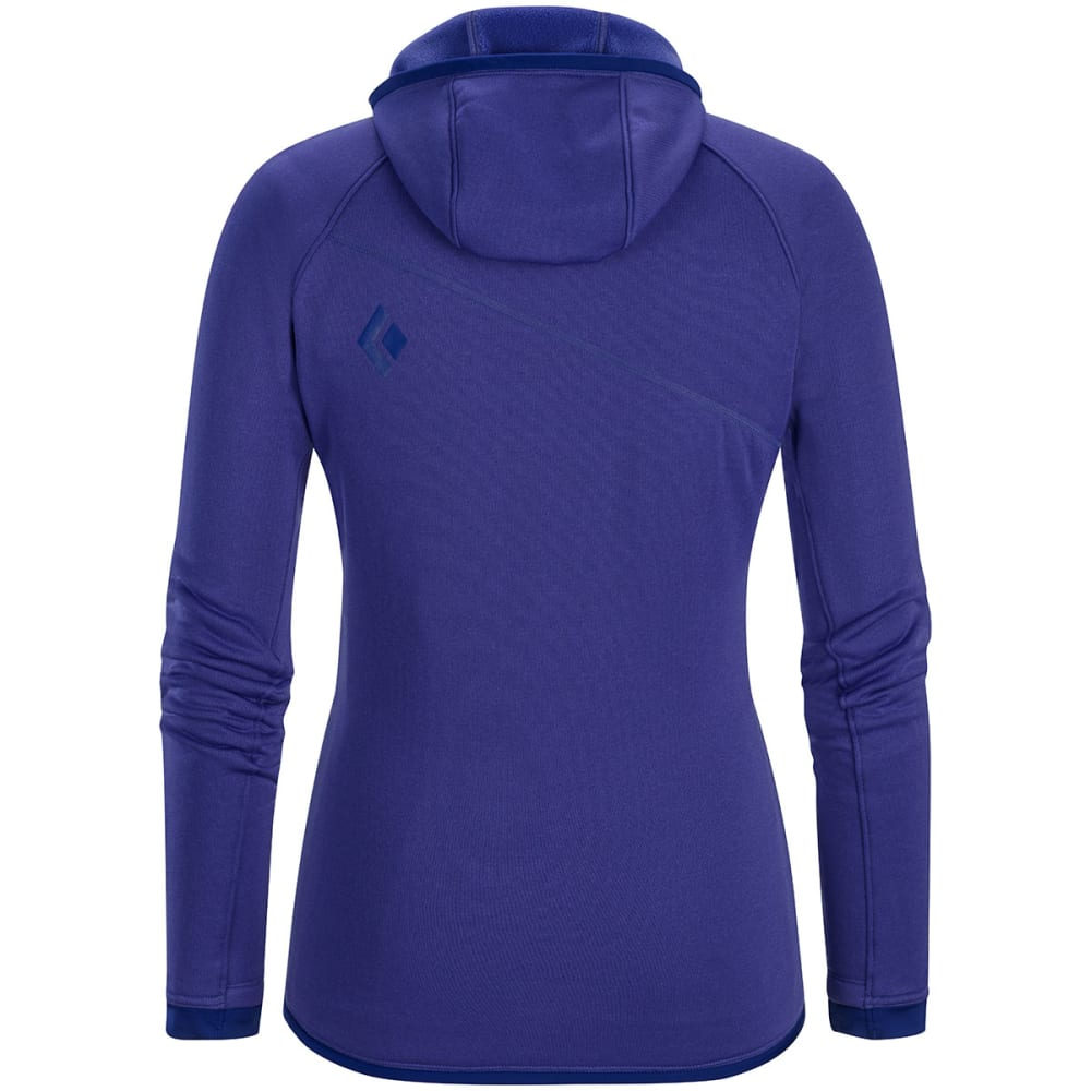 BLACK DIAMOND Women's Compound Hoodie - AMETHYST