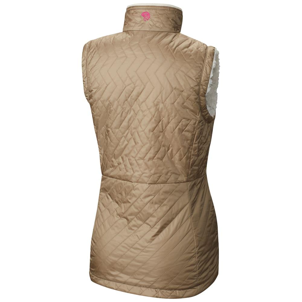 MOUNTAIN HARDWEAR Women's Switch Flip Vest - KHAKI/STONE