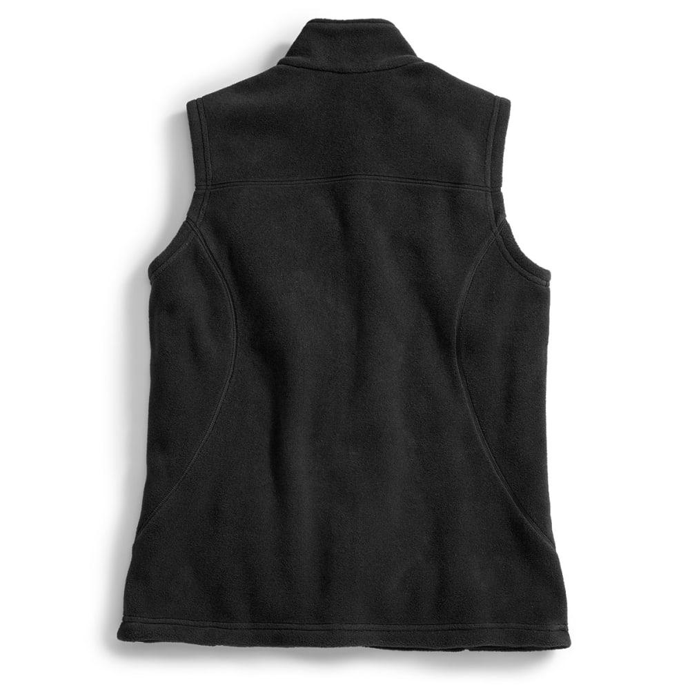 EMS Women's Classic 200 Fleece Vest - JET BLACK