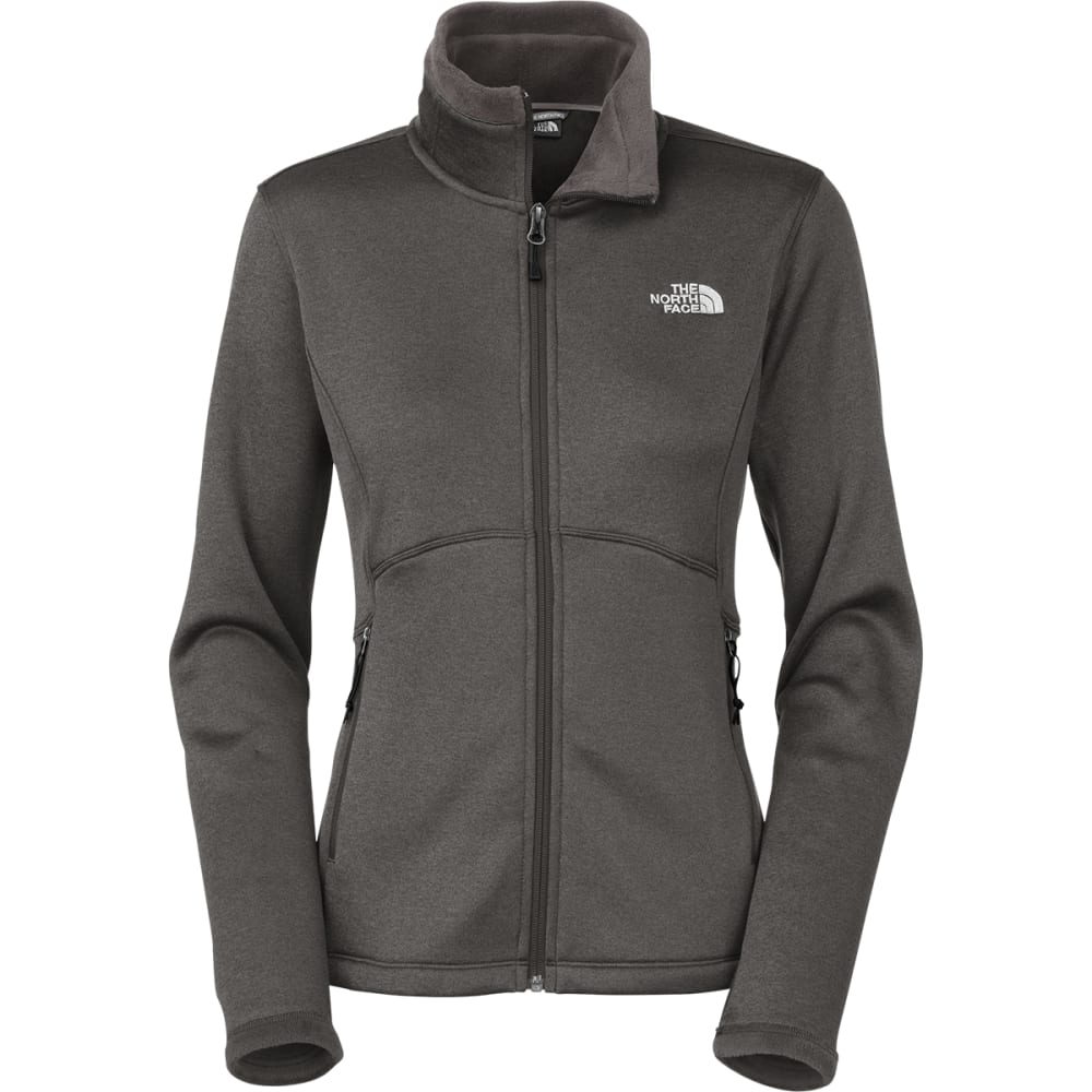 THE NORTH FACE Women's Agave Jacket - TNF BLACK HEATHER