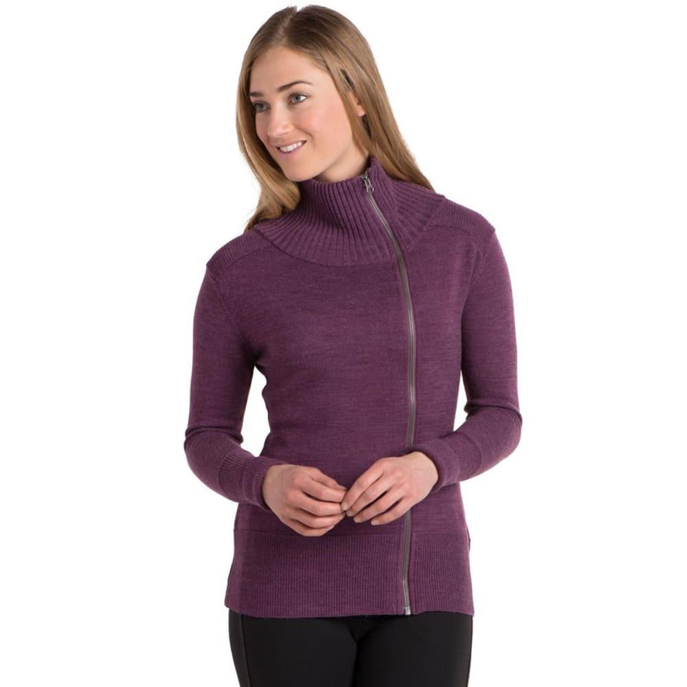 KÜHL Women's Alpine Sweater    - WINE
