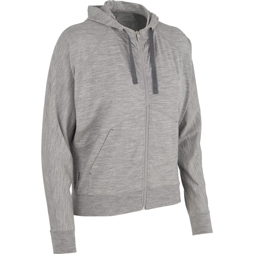 ICEBREAKER Women's Sublime Long-Sleeve Zip Hoodie - METRO