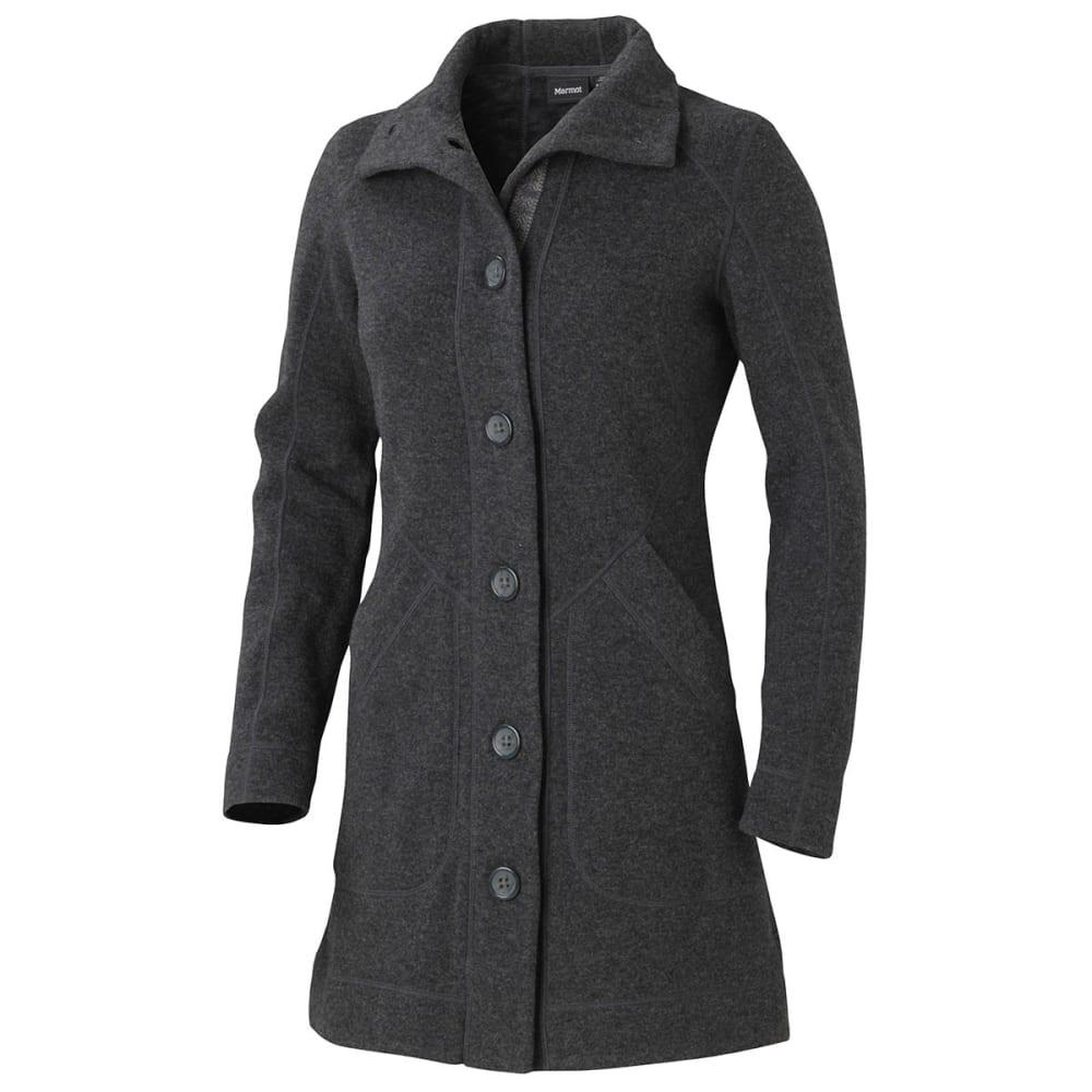 MARMOT Women's Maddie Sweater - SL8552-SLATE GREY