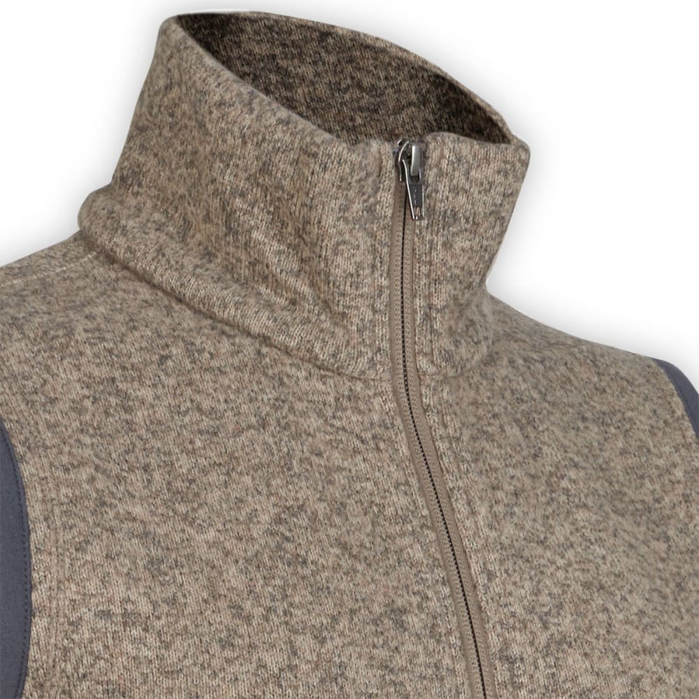 EMS® Women's Roundtrip Fleece Vest  - DUSTY BROWN