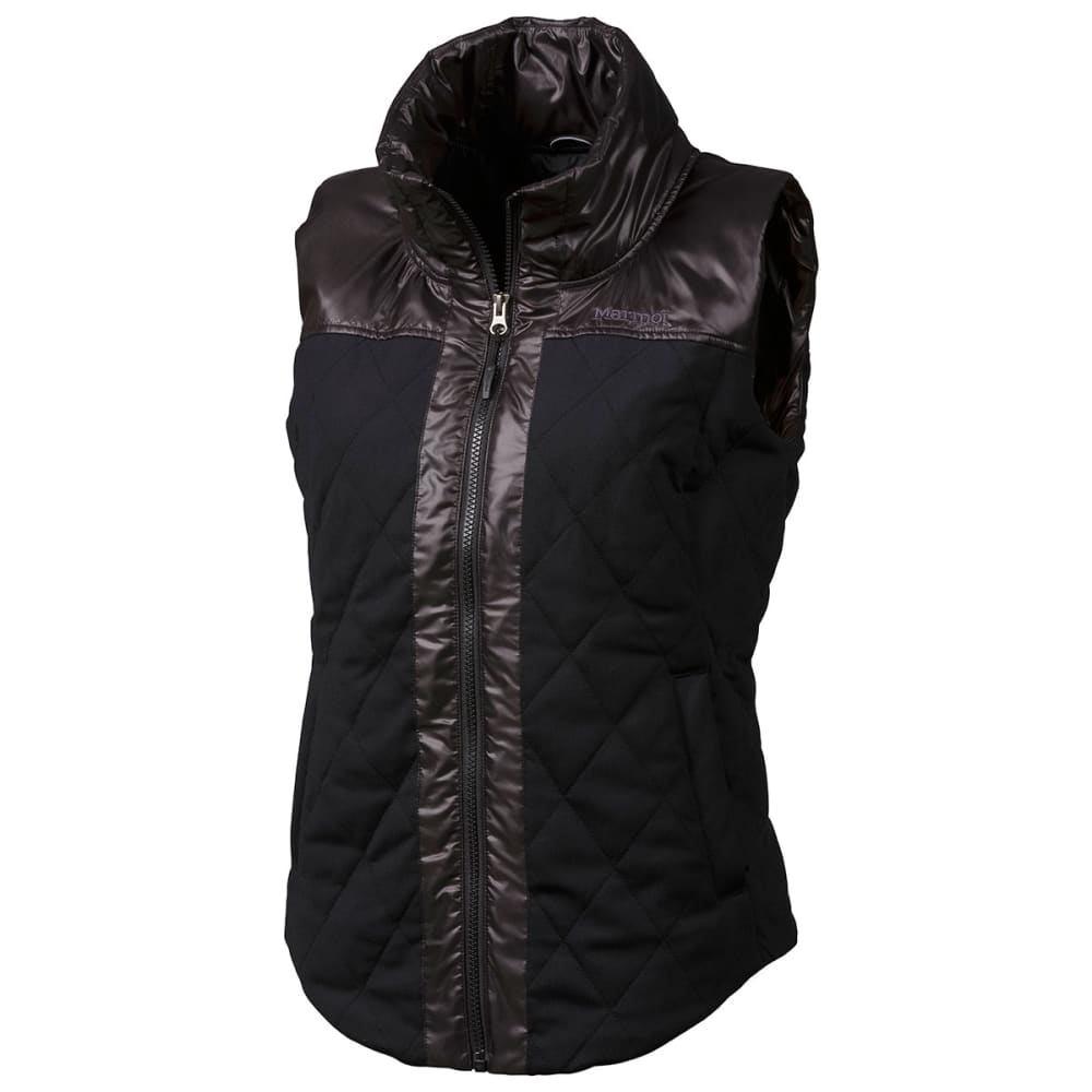 Marmot Womens Abigal Vest - BLACK