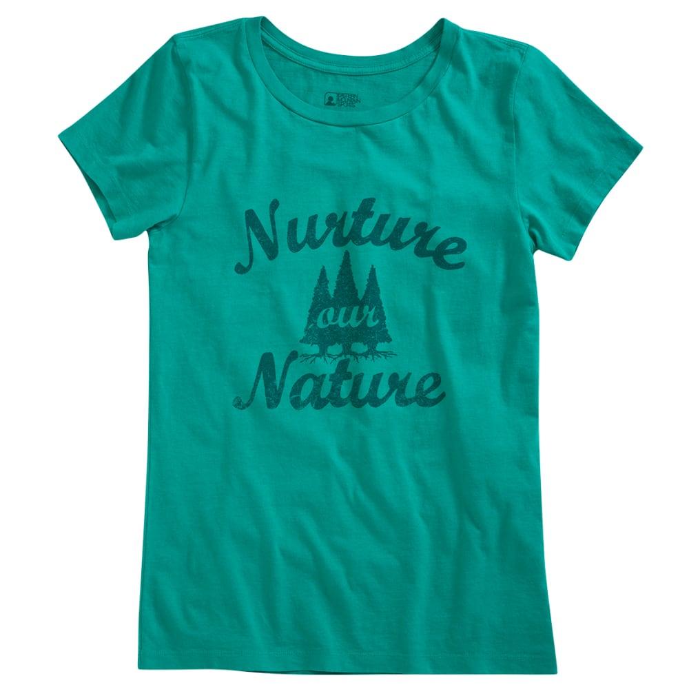 EMS® Women's Nurture Nature Graphic Tee - DYNASTY GREEN