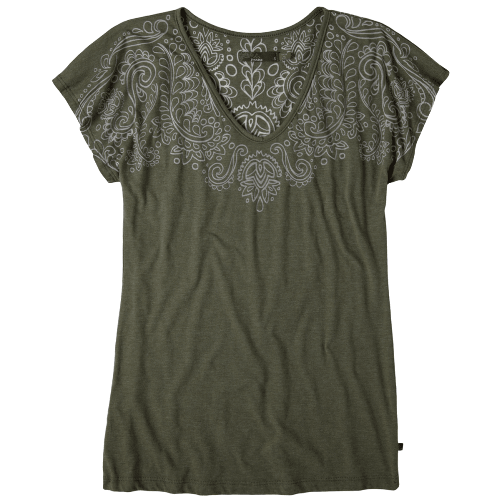 Women's Chelsea Top - OLIVE GREEN
