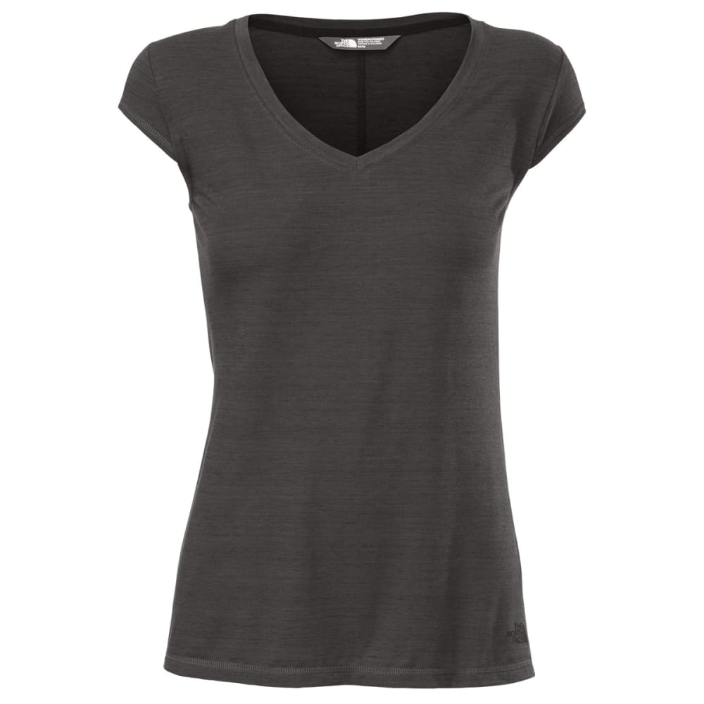 THE NORTH FACE Women's Short Sleeve Easy Tee - GRAPHITE GREY