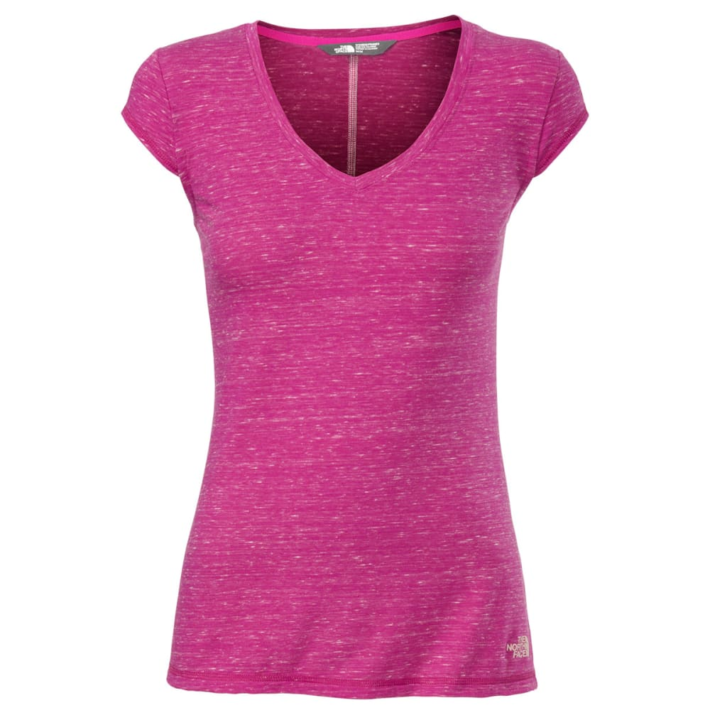 THE NORTH FACE Women's Short-Sleeve  Easy Tee - PINK