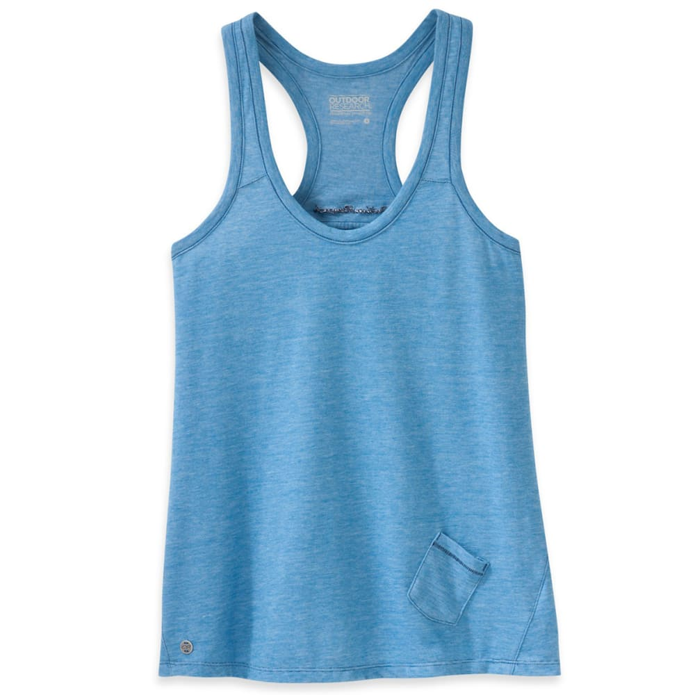 OUTDOOR RESEARCH Women's Benita Tank Top - CORNFLOWER