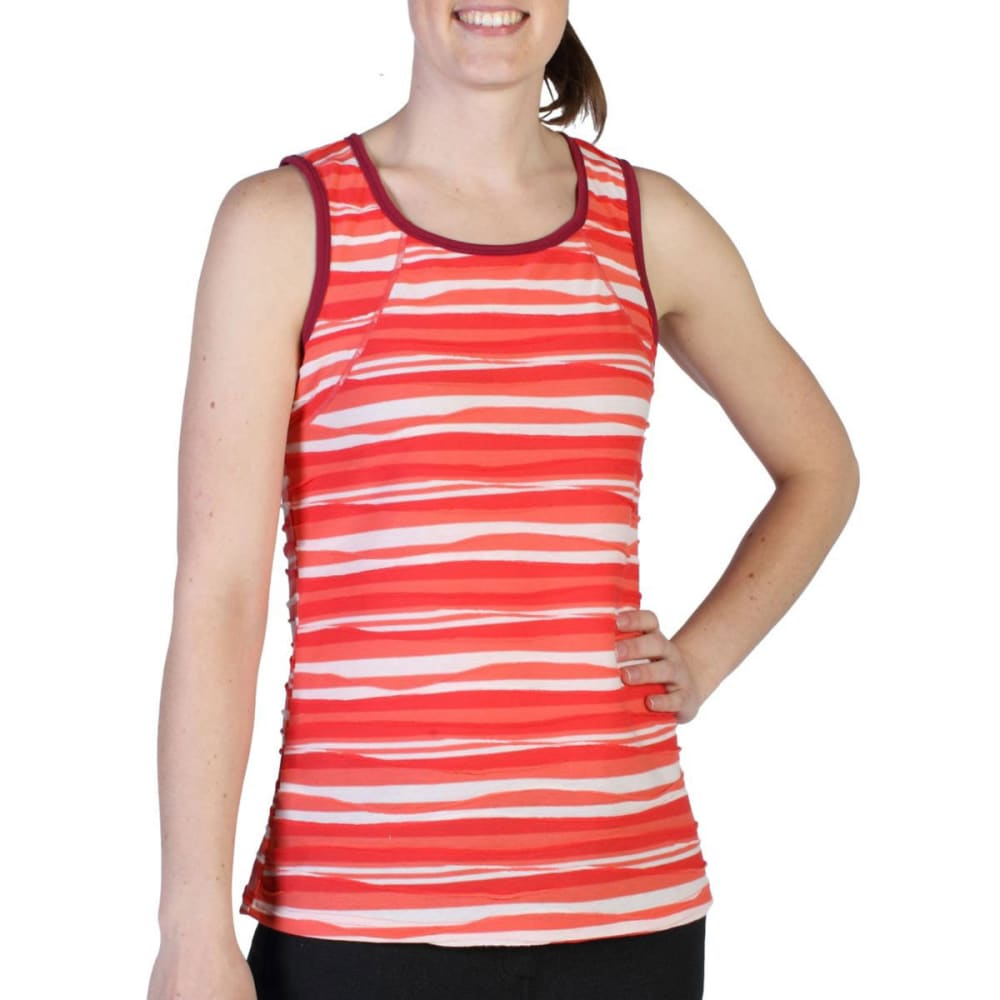EXOFFICIO Women's Techspressa Stripe Tank XS