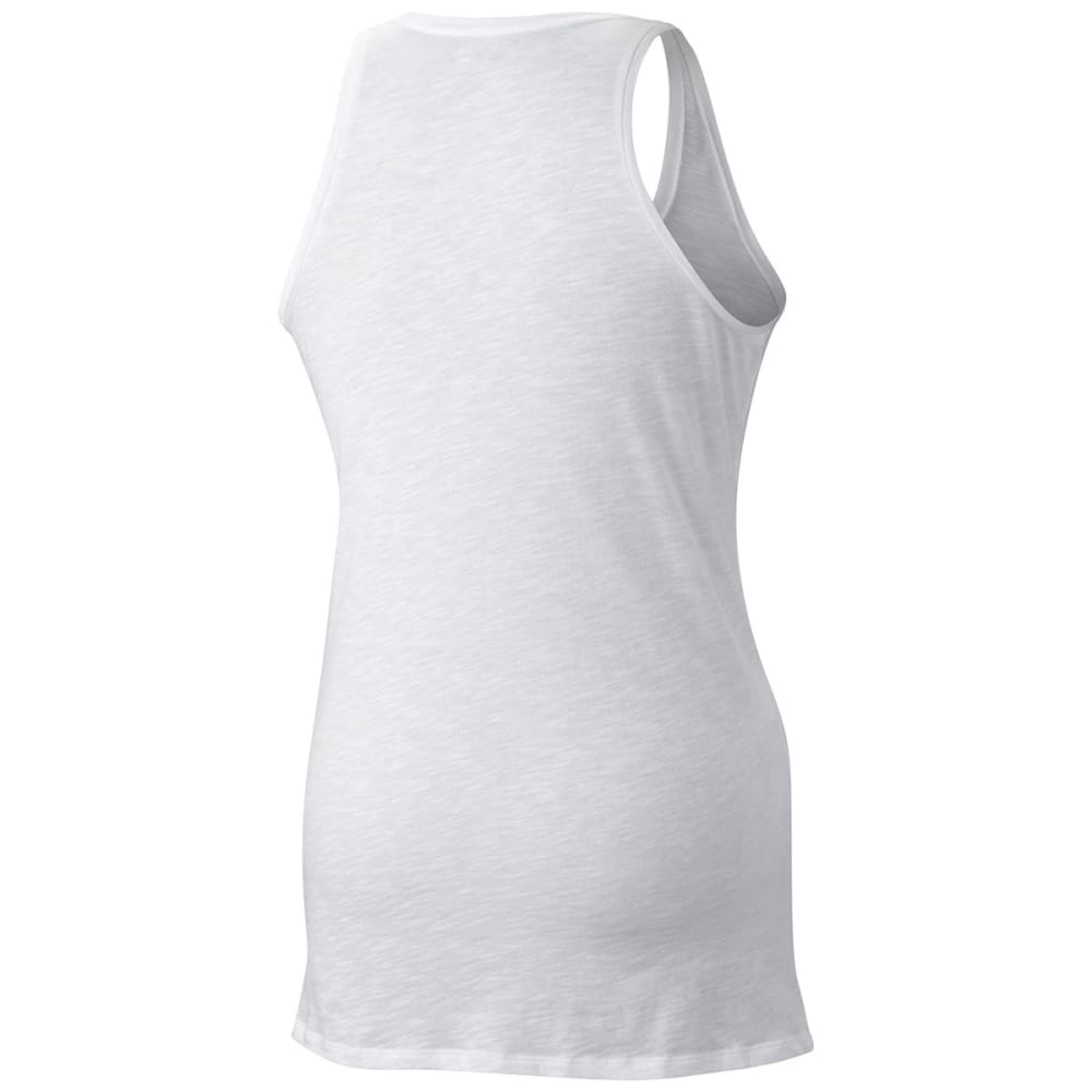 COLUMBIA Women's Everyday Kenzie Tank - WHITE
