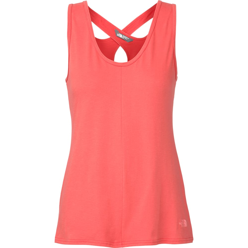 THE NORTH FACE Women's Breezeback Tank Top - CA1-RADORG