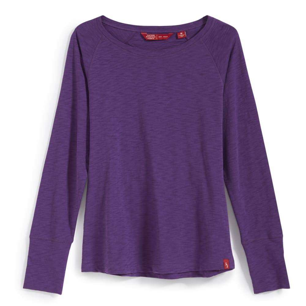 EMS® Women's Long-Sleeve Crewneck   - MAJESTY