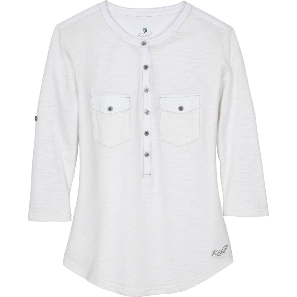 KÜHL Women's Khloe Shirt   - WHITE