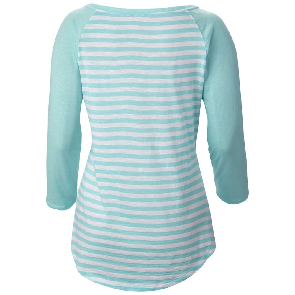COLUMBIA Women's Everyday Kenzie™ 3/4–Sleeve Shirt - CANDY