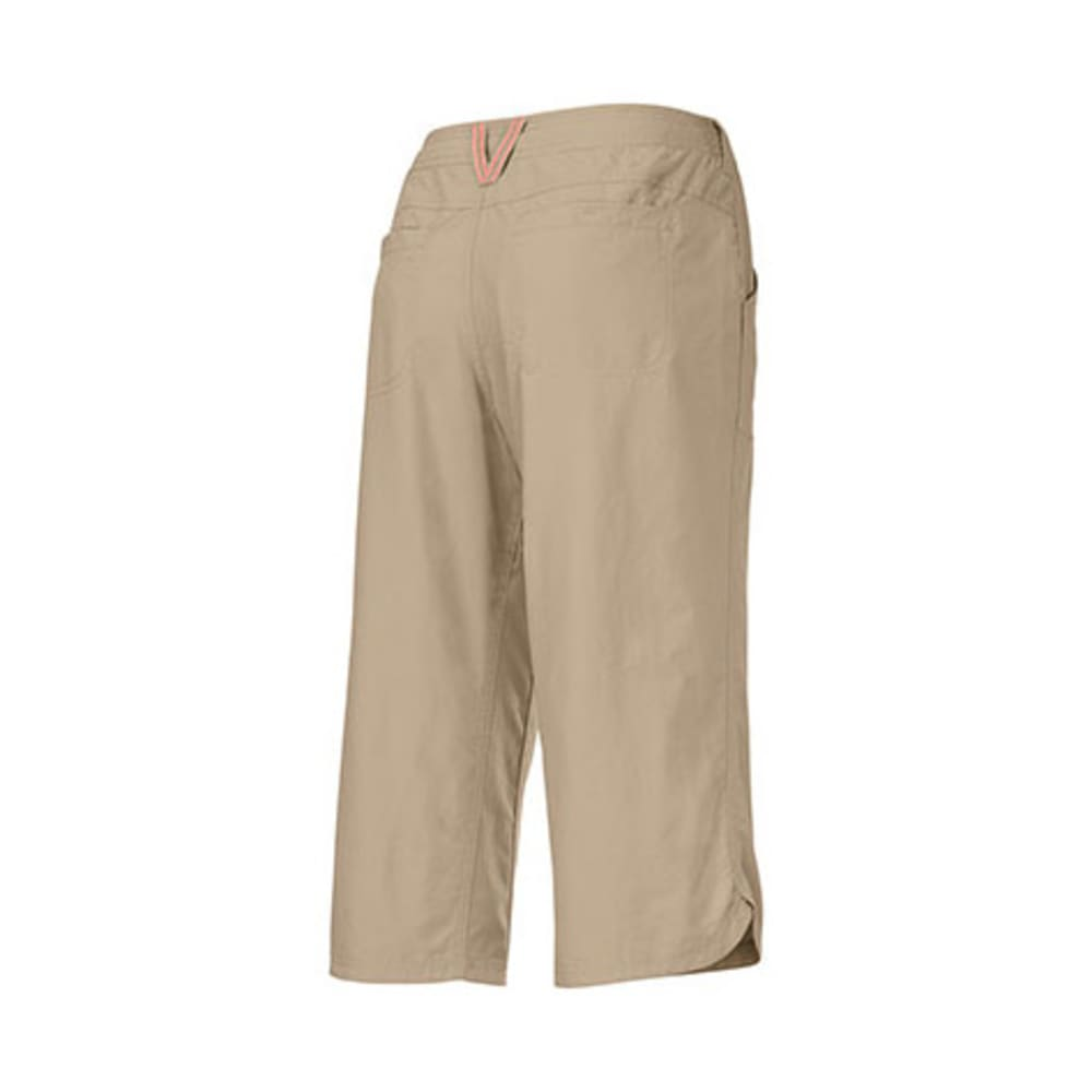 THE NORTH FACE Women's Horizon II Capris - DUNE BEIGE