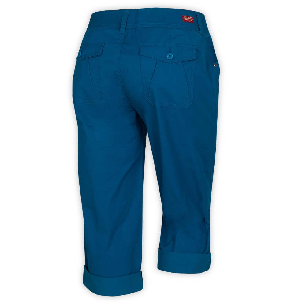 EMS® Women's Adirondack Capris - PEACOCK BLUE