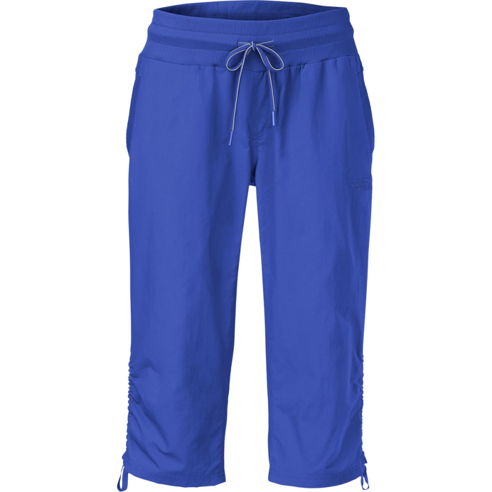 THE NORTH FACE Women's Horizon II Pull-On Capris - DAZZLING BLUE