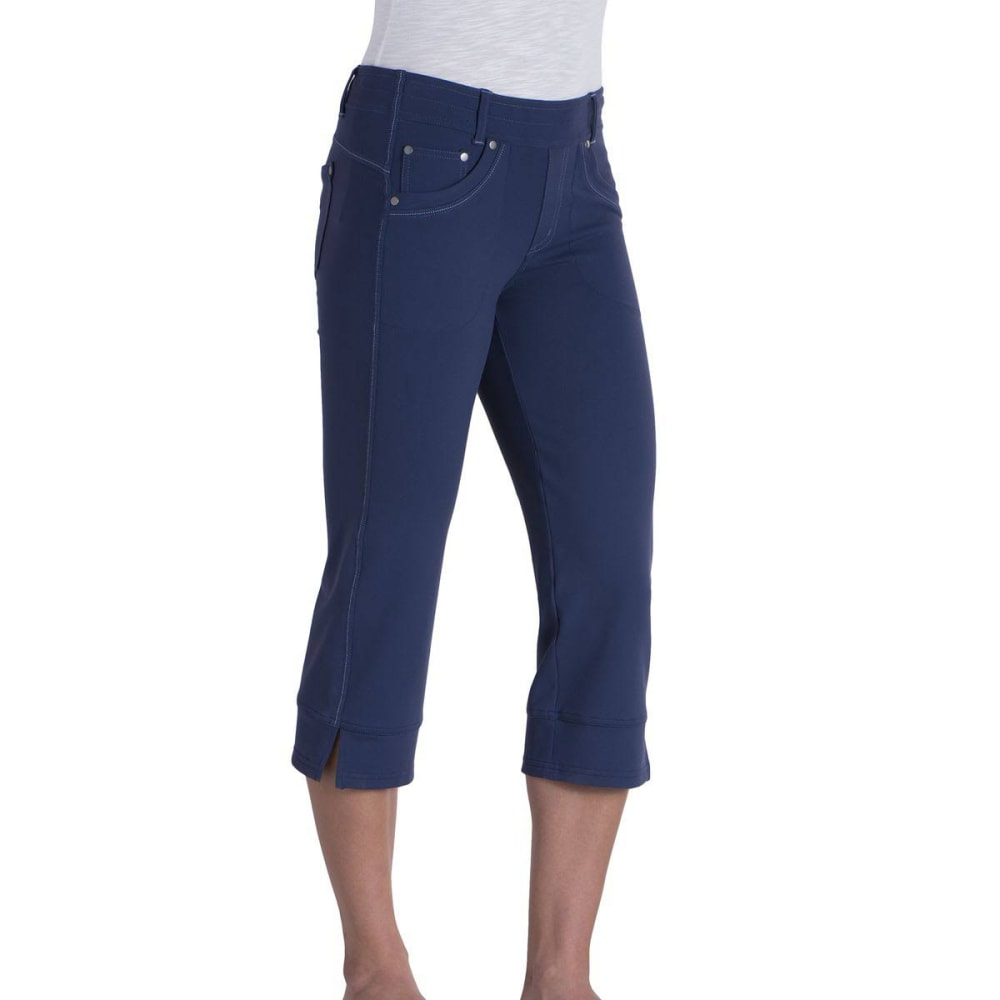 KÜHL Women's Mova Kapri Pants  - DENIM BLUE