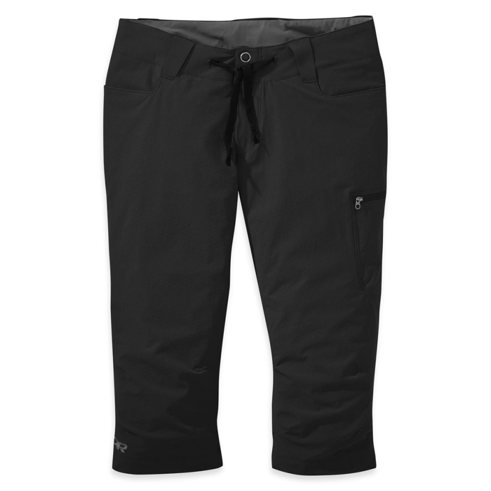 OUTDOOR RESEARCH Women's Ferrosi Capris™ - BLACK