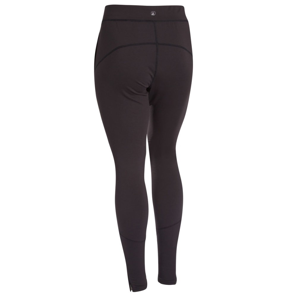 EMS® Women's Excel Thermo Bottoms  - BLACK