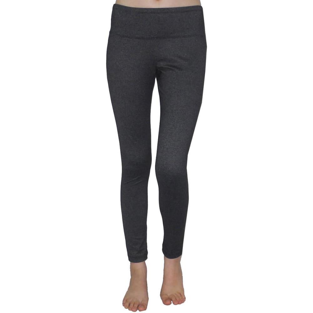 MARIKA Women's Reversible Flat Waist Leggings - NINE IRON