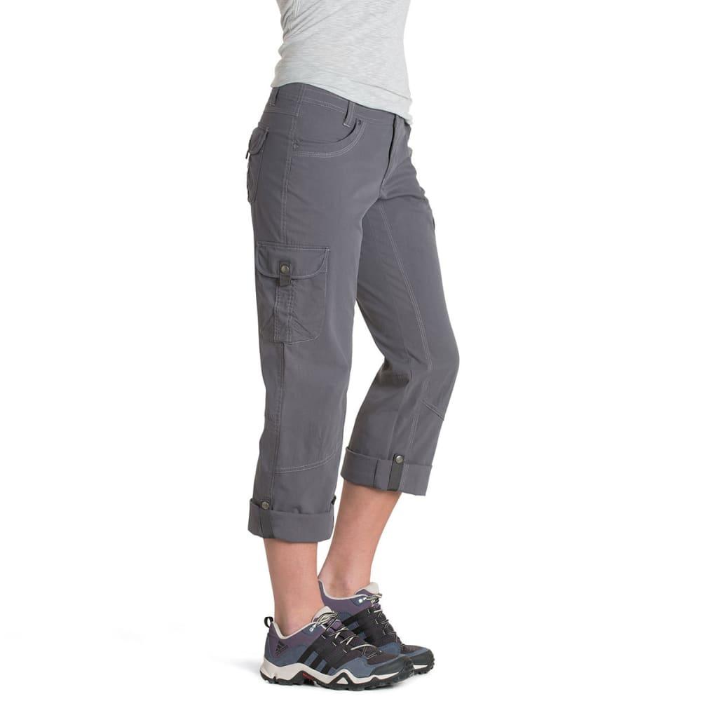 KÜHL Women's Splash Roll-Up Pants - SHADOW