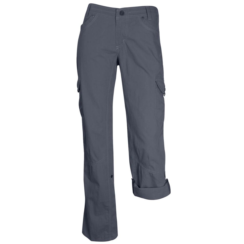 KÜHL Women's Splash Roll-Up Pants - CA-CARBON