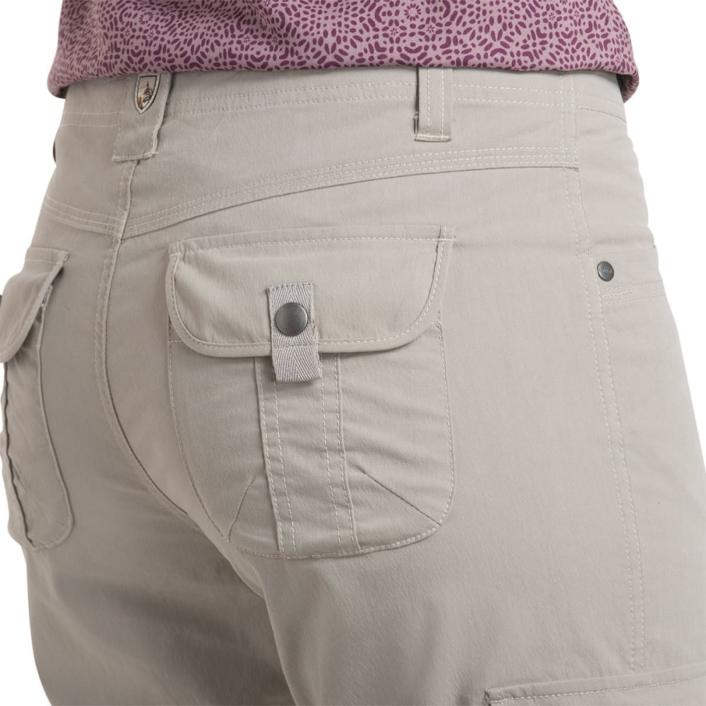 KÜHL Women's Splash Roll-Up Pants - LT KHAKI