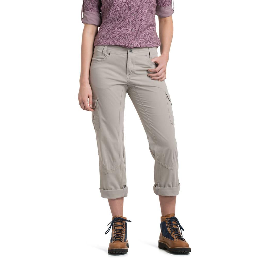 KÜHL Women's Splash Roll-Up Pants 8